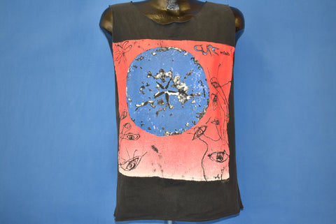 90s The Cure's Wish Distressed Tank Top Large