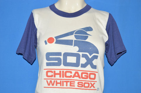 80s Chicago White Sox Classic Logo t-shirt Small