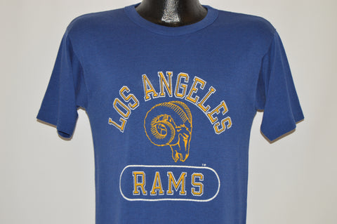 80s Los Angeles Rams Football t-shirt Small