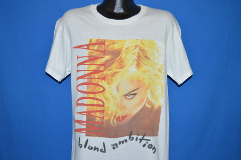 90s Madonna Blond Ambition World Tour t-shirt Large