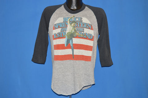 80s Bruce Springsteen Born in the USA Tour Jersey t-shirt Medium