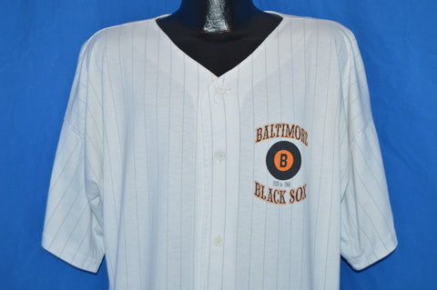 90s Baltimore Black Sox Jersey t-shirt Medium