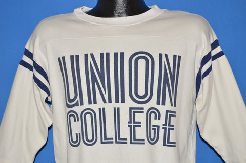 70s Union College Schenectady New York t-shirt Large