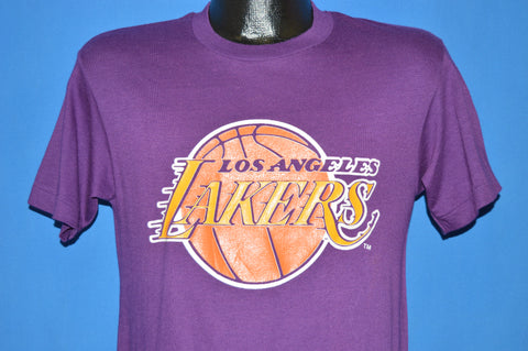 80s Los Angeles Lakers t-shirt Small