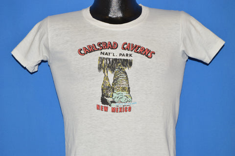 70s Carlsbad Caverns New Mexico t-shirt Youth Extra Large