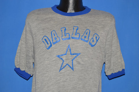70s Dallas Cowboys Star Ringer t-shirt Small