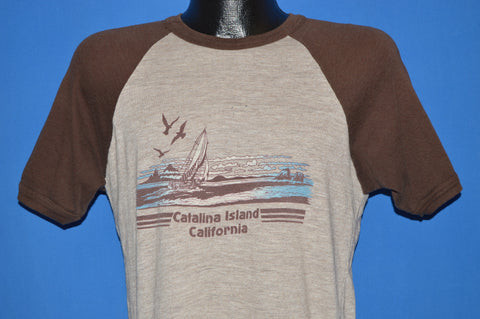 70s Catalina Island California Tourist t-shirt Medium