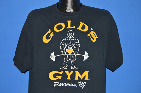 90s Gold's Gym Paramus New Jersey t-shirt Extra Large