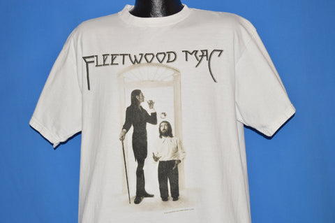 "90s Fleetwood Mac ""The Mac Is Back"" 1997 t-shirt Extra Large"