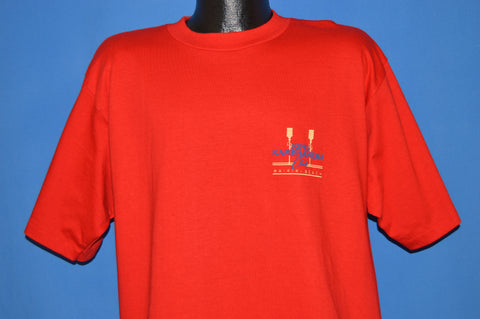 80s King Kamehameha Club Deadstock t-shirt Extra Large