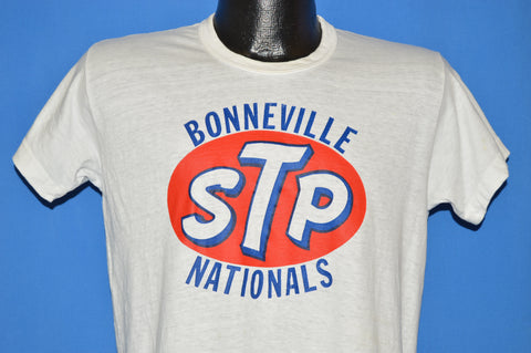 60s STP Bonneville Nationals Utah Racing t-shirt Medium