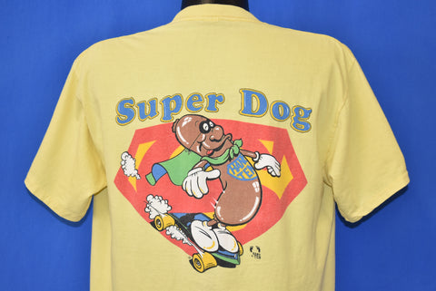 70s Super Dog Skateboard t-shirt Extra Large