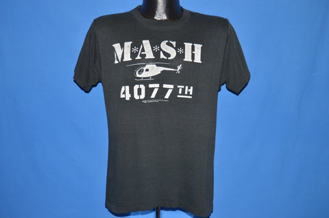 80s MASH 4077th Helicopter t-shirt Medium