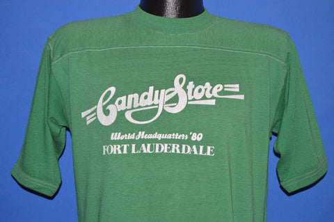 80s Candy Store Ft. Lauderdale 1980 t-shirt Large