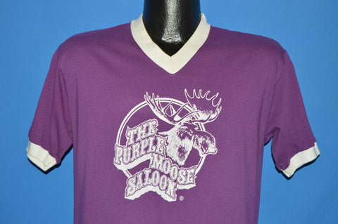 80s Purple Moose Saloon Ocean City t-shirt Medium