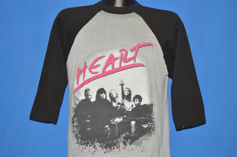 80s Heart Rock Band Jersey Style t-shirt Medium
