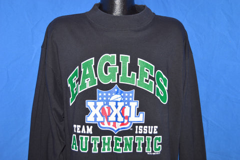 90s Philadelphia Eagles Long Sleeve t-shirt Extra-Extra-Large