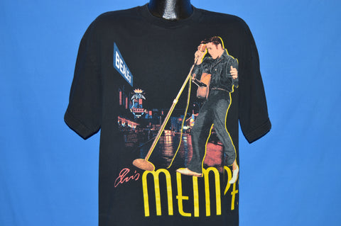 90s Elvis Memphis Beale Street t-shirt Extra Large