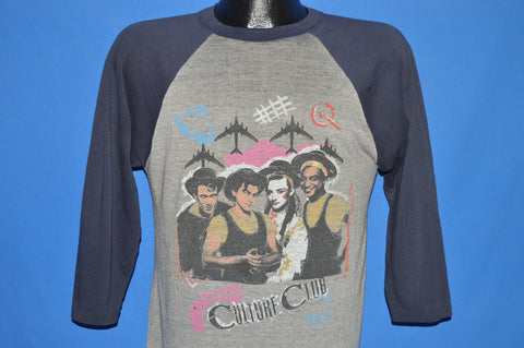 80s Culture Club Boy George Jersey t-shirt Medium