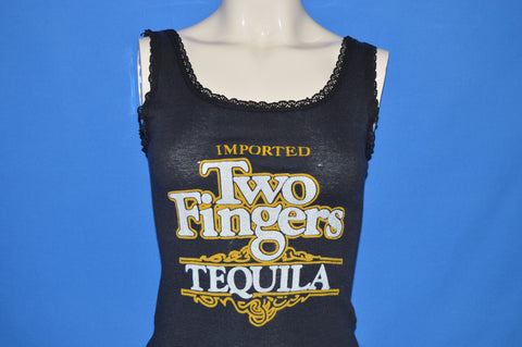 80s Two Fingers Tequila Womens Tank Top t-shirt Small
