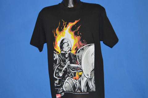 90s Ghost Rider Marvel Comics t-shirt Large