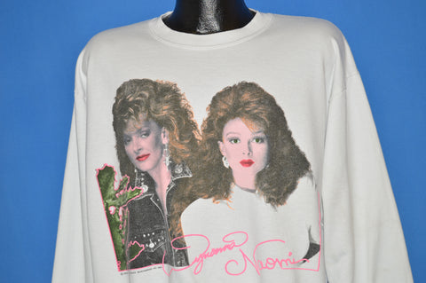 90s Wynonna And Naomi Judd Tour Sweatshirt Extra Large