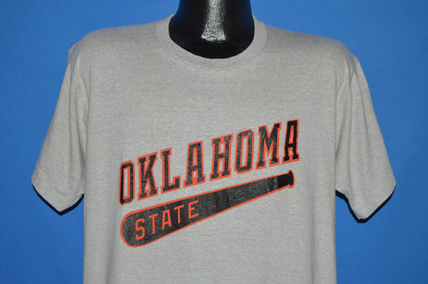 80s OSU Cowboys Baseball t-shirt Large