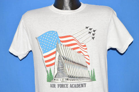 80s United States Air Force Academy t-shirt Medium