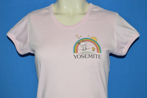 70s Yosemite National Park Snoopy t-shirt Women's Medium