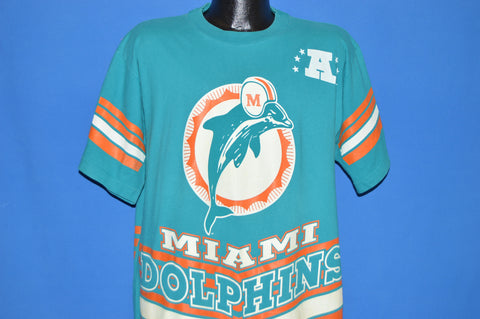 90s Miami Dolphins Jersey t-shirt Large