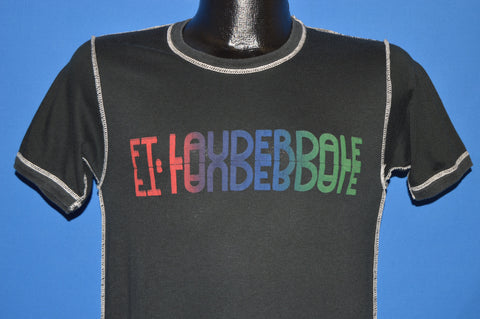 70s Ft Lauderdale Florida Rainbow t-shirt Small