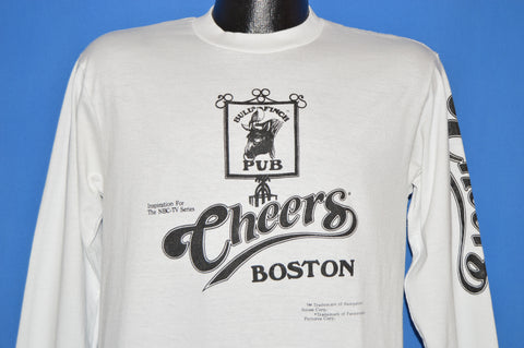 80s Cheers Bull And Finch Pub TV Show t-shirt Medium
