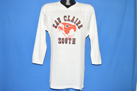 80s Eau Claire Falcons Wisconsin Jersey t-shirt Small