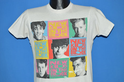 80s New Kids On The Block Hangin Tough Tour t-shirt Medium