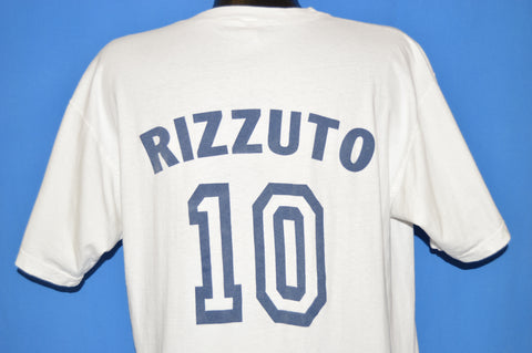 90s Phil Rizzuto #10 Hall of Fame 1994 t-shirt Extra Large