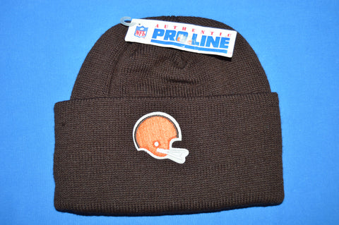 90s Cleveland Browns Wool Winter Hat