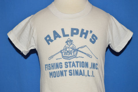 80s Ralph's Fishing Station Mount Sinai Toddler t-shirt 2T