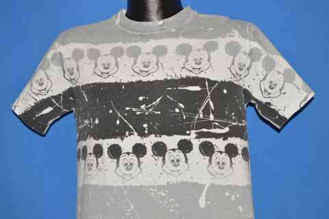 80s Mickey Mouse All Over Print t-shirt Youth XL