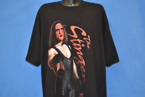 90s Sting The Stinger WCW t-shirt Extra Large