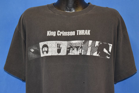 90s King Crimson THRAK Album 1995 t-shirt Extra Large