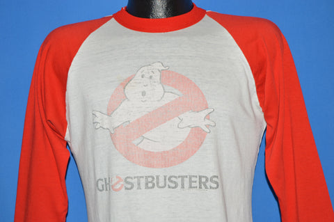 80s Ghostbusters 1984 Logo Jersey t-shirt Medium
