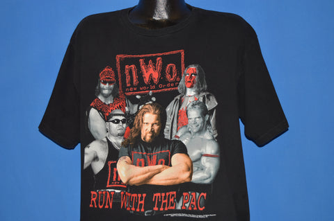 90s WCW New World Order Wrestling t-shirt Extra Large