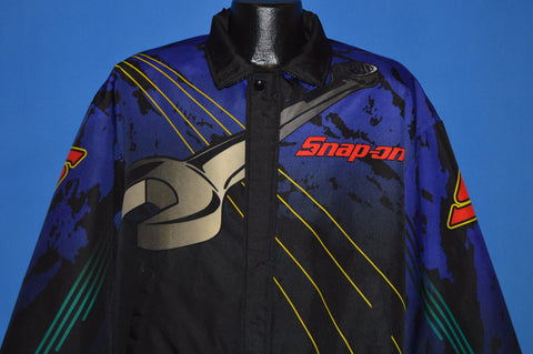 90s Snap-On Tools Racing Jacket Large