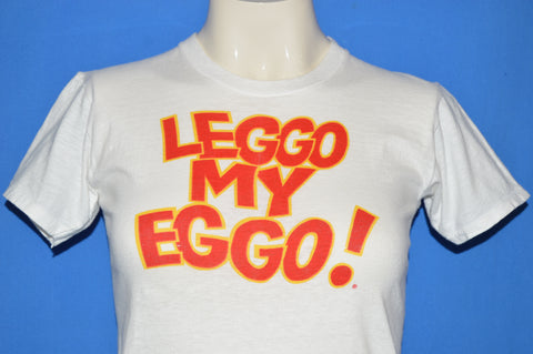 70s Leggo My Eggo Waffles t-shirt Youth Large