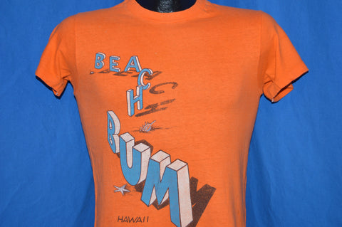 70s Hawaii Beach Bums t-shirt Small