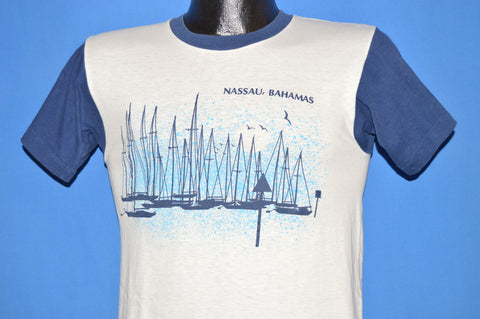 70s Nassau Bahamas Tourist t-shirt Small