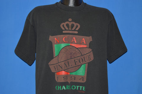 90s NCAA Final Four 1994 Charlotte t-shirt Extra Large