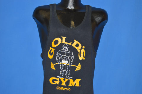 80s Gold's Gym Weight Lifting Tank Top t-shirt Medium