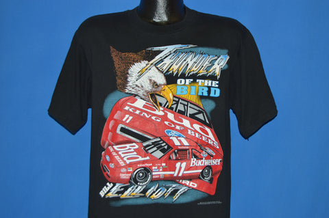 90s Bill Elliot Thunder Of The Bird NASCAR t-shirt Large