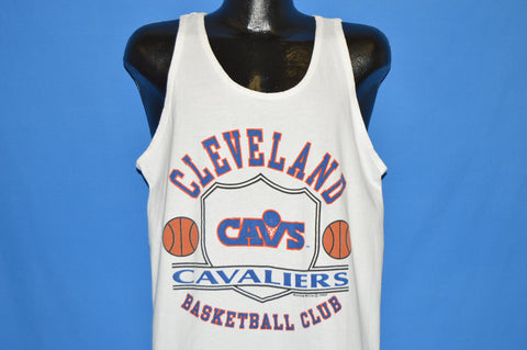 80s Cleveland Cavaliers Tank Top t-shirt Extra Large